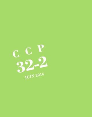 (parution) CCP 32-2 | Poezibao | Scoop.it