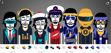 Incredibox - v4 - Express Your Musicality | ks3humanities | Scoop.it