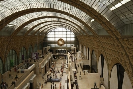 Google fait visiter aux internautes six musées français   Culture & Numérique   Scoop.it