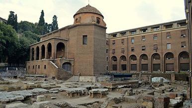 La Ciudad Eterna desentierra el templo romano más antiguo, dedicado a Fortuna | Mundo Clásico | Scoop.it