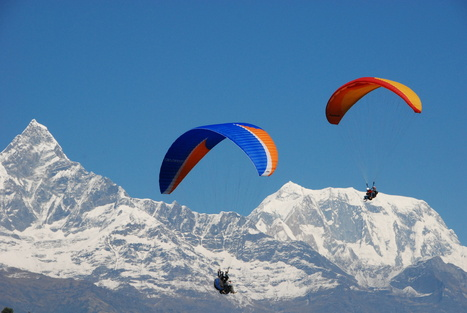 Paragliding | Tour in Nepal | Scoop.it