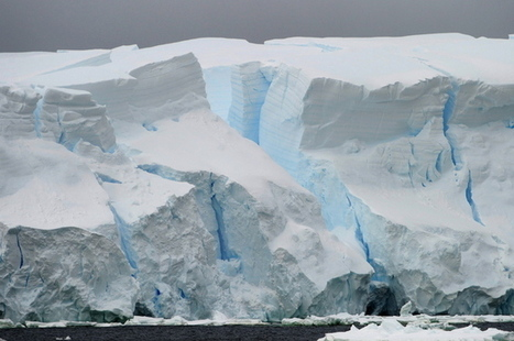 Why ice sheets will keep melting for centuries to come | Climate Change and the Oceans | Scoop.it