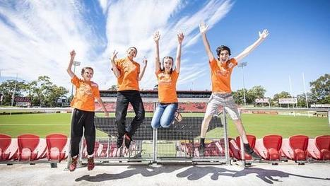 Transplant donors, recipients to compete in western Sydney games - The Daily Telegraph | Childhood liver disease | Scoop.it