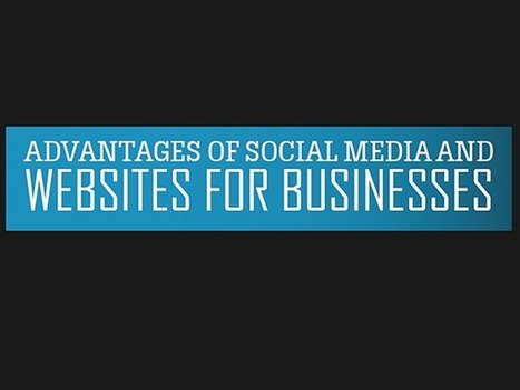 What Businesses Get from Social Media and Websites | Social Media Today | Social Media | Scoop.it