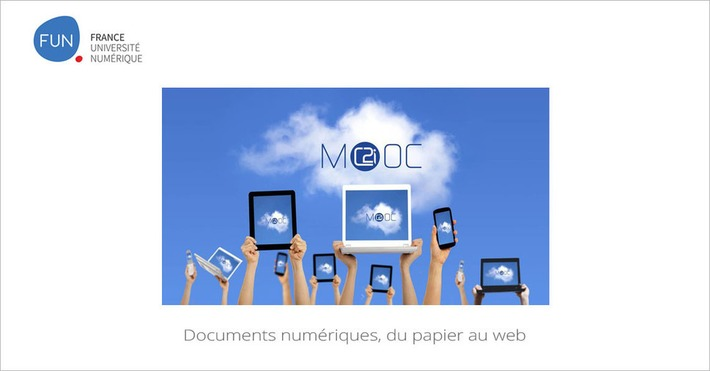 [Today] MOOC Documents numériques, du papier au web | MOOC Francophone | Scoop.it