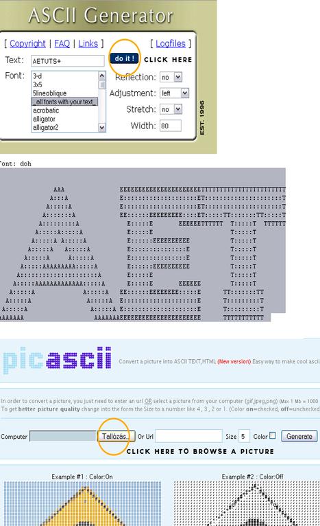 ASCII Art Style Logo Reveal | ASCII Art | Scoop.it