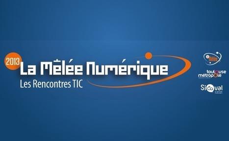 La Mêlée Numérique «L'Homo Numericus est là !» 5 et 6 juin 2013 à Toulouse | Toulouse networks | Scoop.it