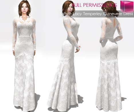 $0L Free Full Perm Lace Dress | FreeBox - Free and Fantastic - Second Life | Scoop.it