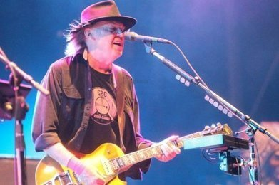 BIG Festival : Neil Young a emballé Biarritz - Sud-Ouest | Bruce Springsteen | Scoop.it
