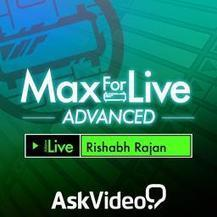 Live 9 403: Max For Live Advanced Video Tutorial - macProVideo.com | PRO Tutorials - Music Production | Scoop.it