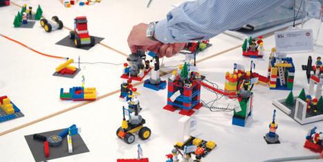 Serious Game et management : Jouer aux LEGO pour devenir un meilleur manager | My Serious Game | facilitaty change | Scoop.it