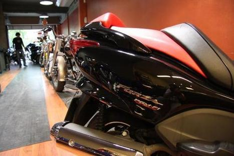 Las motos más vendidas del mes de abril | motociclismo | Scoop.it