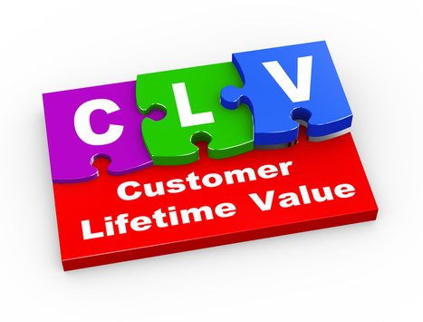 How to calculate customer lifetime value (CLV) from online advertising   SEO & E-commerce Business   Scoop.it