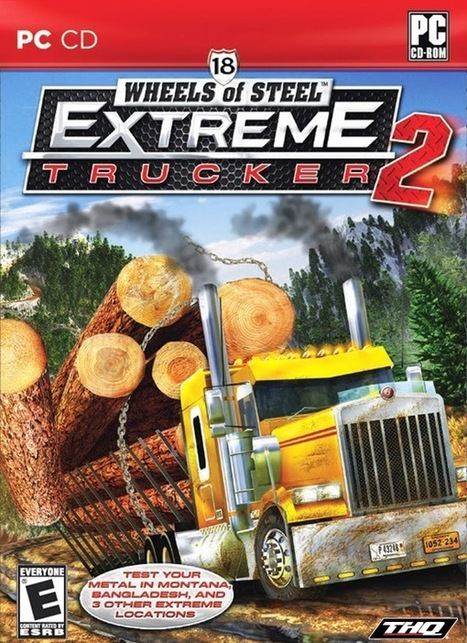 18 Wheels Of Steel Extreme Trucker 2 Highly Compressed Full Version | Gaming | Scoop.it