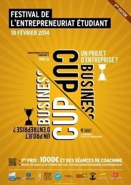 Concours - Business Cup GEM | Espace Wilson I Alençon Coworking | Scoop.it