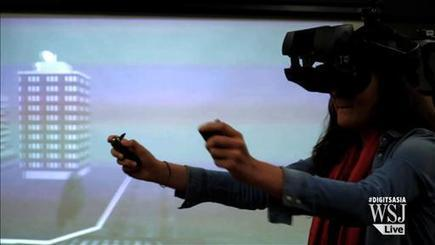 Video - Virtual Reality Can Make You Care More About People, Stanford Researchers Say - WSJ.com | Super techno (High end) | Scoop.it