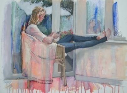 Artwork: The Message - Open House Art | Art-Arte-Cultura | Scoop.it