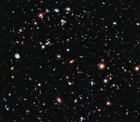 How Many Galaxies Are There? - Space.com | Time travel | Scoop.it