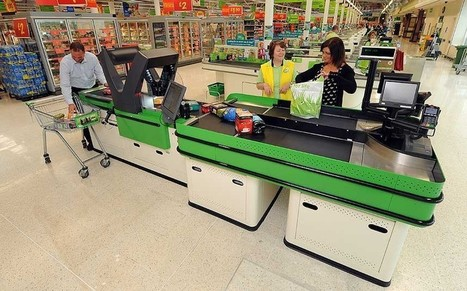How technology will transform your visit to the supermarket - Telegraph | Promoting Creativity Through Design and Technology | Scoop.it