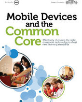 Mobile Devices and the Common Core | Educational Technology and Instructional Technology | Scoop.it