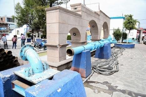 Coyotepec cavó sus pozos e hizo su sistema de agua en 1963; ahora, Eruviel lo quiere... para empresas | Activismo en la RED | Scoop.it