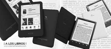 Presente y futuro del libro electrónico: una forma distinta de disfrutar del innegociable placer de la lectura | ¡A los libros! | Litteris | Scoop.it