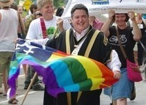 Pride marches on rain, hail and shine | Same-Sex Relationships in Australia | Scoop.it