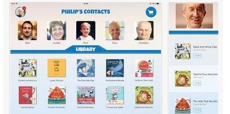 Caribu, aplicación iPad para leer cuentos a nuestros niños cuando estamos lejos | Edu-Recursos 2.0 | Scoop.it