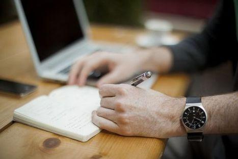 How to Overcome Blogger's Block | Marketing | Scoop.it