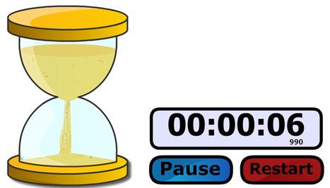 Virtuāls hronometrs, taimeris, metronoms, pulkstenis u.c. | ukifk | Scoop.it