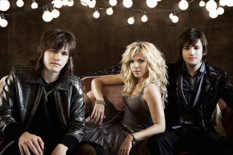The Band Perry Say New Album is 'Going Great'   Country Music Today   Scoop.it