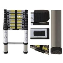 Buy ALEKO® Aluminum Portable Telescoping Extension Ladder from Alekoproducts.com | Aleko Products | Scoop.it