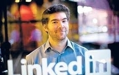 LinkedIn CEO Jeff Weiner: More Ad Opportunities Coming for Marketers* - Forbes | Social Media Marketing for Small Biz | Scoop.it