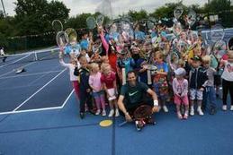 Downend & Frenchay Tennis Club | CETB | Scoop.it