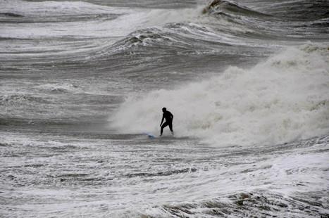 Famous Big Wave Surfer Breaks His Neck At Ocean Beach | TAHITI Le Mag | Scoop.it