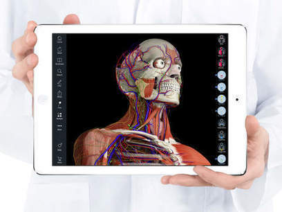 The best iPad apps for Anatomy - appPicker   Healthcare and Medical Apps   Scoop.it