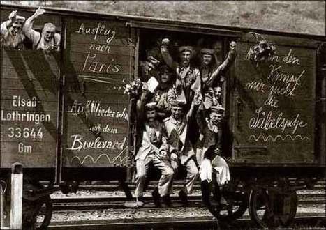 "The Complex Origins of the First World War | History Today | ""Blackadder-Gate"" | Scoop.it"