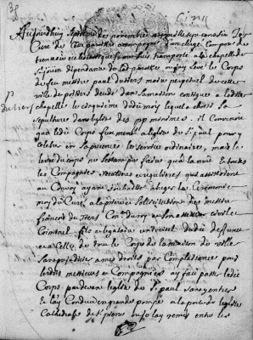 La Pissarderie: Dutiers, Paul (?-1706) | Rhit Genealogie | Scoop.it