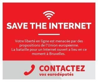 La commission ITRE du Parlement européen s'apprête à prendre une décision cruciale pour la neutralité du Net | La Quadrature du Net | Internet, Veille, Stratégie | Scoop.it