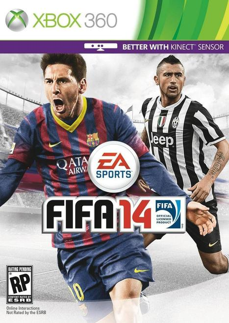 fifa-14-cover-central-south-america.jpeg (1023×1447) | Soccer Videogames | Scoop.it