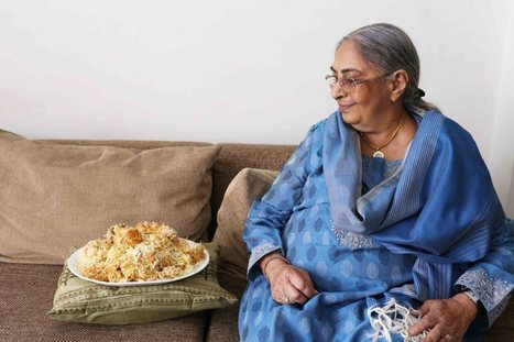 Julia Child in Delhi – Sakina Mehta Makes Bohra Biryani | Food for Foodies | Scoop.it