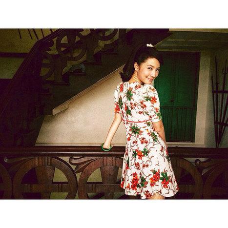 มิว นิษฐา นางเอกหน้าหวานไซส์มินิแต่งตัวเริ่ดอ่ะ | fashion in Thailand | Scoop.it