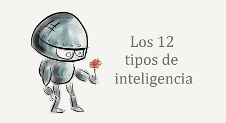 ​Los 12 tipos de inteligencia: ¿cuál posees tú? | Aprender y educar | Scoop.it