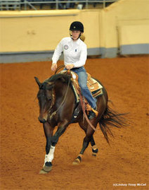 Para-reining makes its debut at the 2013 AQHA World Show | Horse And Rider World | Scoop.it