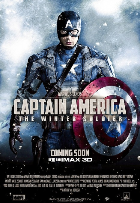 Captain America: The Winter Soldier - The Official Game is now available on iPhone, iPad, iPod Touch and Android! ~ 4-4-14 Watch Captain America The Winter Soldier Full Movie Online Free Torrent Do... | explore | Scoop.it