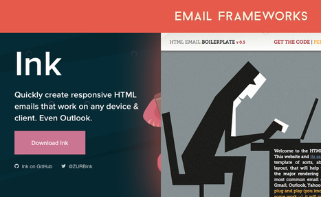 Coding an Email Newsletter Template (Part One) - Case Study | Front-End | Scoop.it