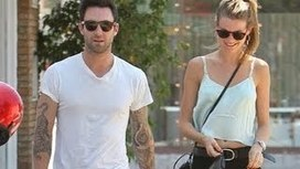 Adam Levine engaged to model Behati Prinsloo - Sexy Balla   Daily News About Sexy Balla   Scoop.it
