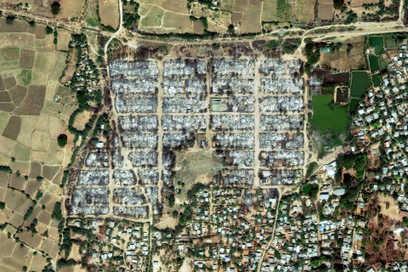 In Burma, Satellite Images Show Extent of Religious Violence | Coveting Freedom | Scoop.it