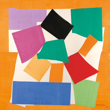 Matisse's Great Paper Chase | Systems of Knowledge | Scoop.it