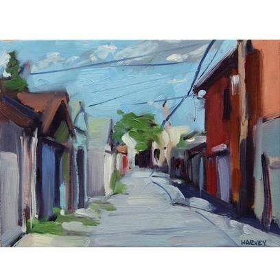 Brian Harvey's solo exhibition at Petroff Gallery, Toronto | Artinfo | Visual arts news in Canada_L'actualité des arts visuels au Canada | Scoop.it